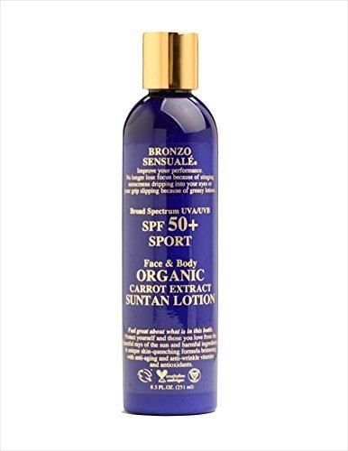 bronzo-sensualacar-spf-50-sport-uva-uvb-sunscreen-organic-carrot-lotion-85-oz-hidratante-para-deport