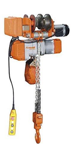 UNICRAFT EKZF 500 - POLIPASTO ELECTRICO 0 35 KW