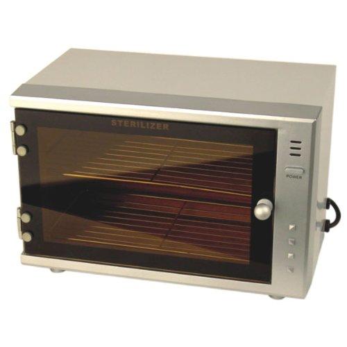 Garcia de Pou Schrank Sterilisator 10Messer, Metall, weiß, 35,5x 20,5x 22cm