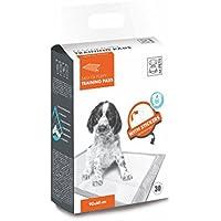 M-PETS 10163101Cachorros de sobremesa Cachorro Inodoro Puppy Pads Easy Fix con Tiras Adhesivas, 45x 60cm