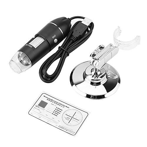 USB HD inalámbrico microscopio digital WiFi amplificación endoscopio circuito portátil de reparación del teléfono móvil espejo 50X-1600X