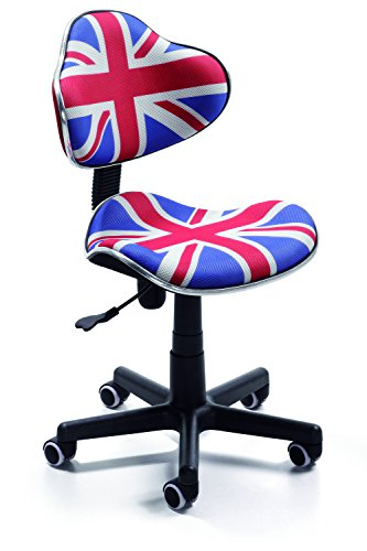Due-home Chaise de bureau enfant British