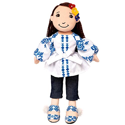 Manhattan Toy 157270 Groovy Girls Special Edition Willow-2019 Release Soft Fashion Puppe