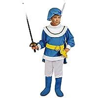 My Other Me - Disfraz de Principito, talla 10-12 años, color azul (Viving Costumes MOM00670)