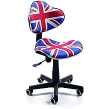 Sillas juveniles para escritorio - Sillas despacho amazon ...