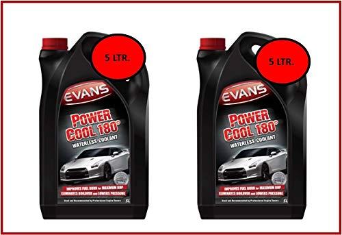 Evans Power Cool 180 Liquide de refroidissement sans eau 2 x 5 Liter