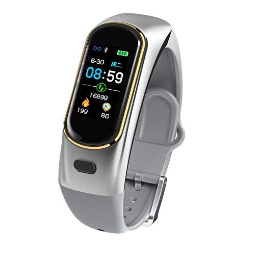 OPAKY Smart Watch Bluetooth Funkkopfhörer Blutdruckmessgerät für Muttertagsgeschenk