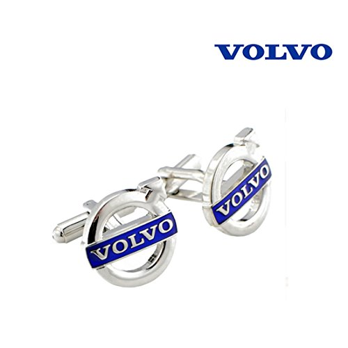 luxury-mens-cufflinks-with-gift-presentation-box-by-butlers-of-london-volvo-chrome-round