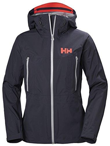 Helly Hansen W Verglas 3l Shell Jacket Graphite Blue S