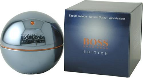 BOSS IN MOTION BLUE EDITION Eau de Toilette - 40 ml -