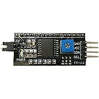 Ecloud Shop® Nueva IIC/I2C/Interfaz LCD1602 2004 LCD placa adaptadora para Arduino