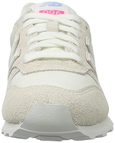 New BalanceWr996 - A collo basso donna Bianco (White)