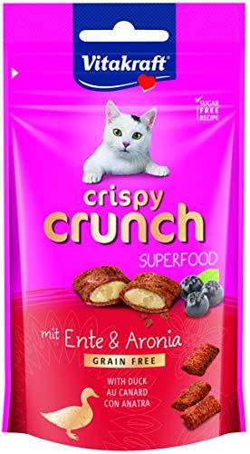 Vitakraft Crispy Crunch, Ente + Aronia, 60 g, 1 stück -