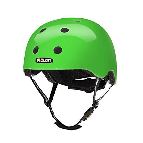 Melon Urban Active Greeneon Uni Helm, Urban Active, Glossy Green, Size 46-52