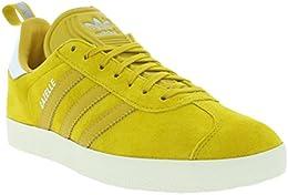 adidas Originals Gazelle Trainers Giallo S76223, Size: 45 1/3