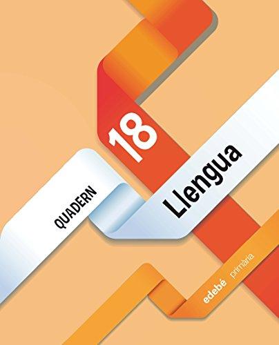 Quadern Llengua 18 - 9788468321400