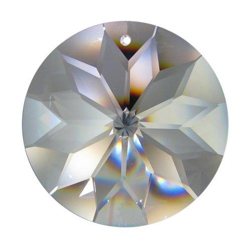 Regenbogenkristall Rivoli Sonne Ø 40mm Crystal 30{c088ecc477bde63e5224cc525cdaa03fa5108d03c06a1dcaf45a4f1b28caeb62} PbO ~ Fengshui Suncatcher