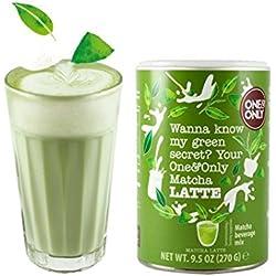 one & only Matcha Latte 270g, Glutenfrei, Vegan