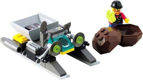 Preisvergleich Produktbild LEGO System Rock Raiders 4920 Rapid Rider