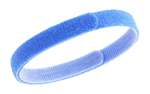 WhelpIDcollars-Puppy-ID-Bands-12-Colours-Made-from-genuine-VELCRO-Brand-fastener-Large-Size-40-cm