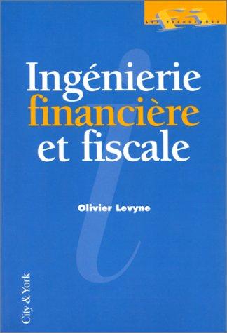 Ingénierie financière et fiscale
