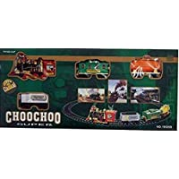Vedhahi High Speed Battery Operated Super Classical ChooChoo Toy Train Set