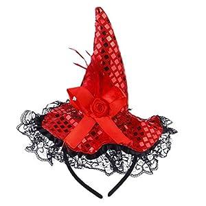 FRCOLOR Diadema de Sombrero de