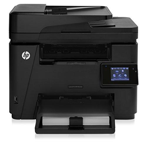 HP LaserJet Pro M 125nw Stampante Multifunzione, MFP,...