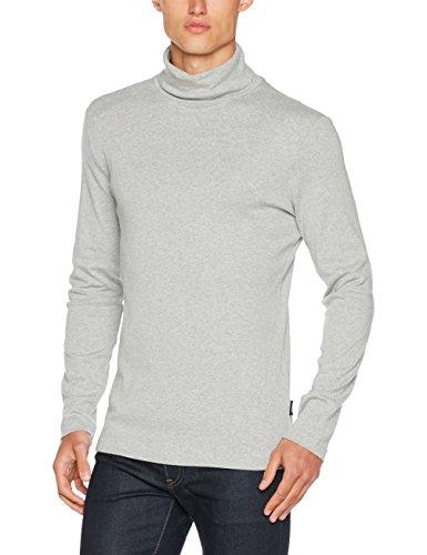 Strellson Herren Rollkragenpullover Grau (Medium Grey 030)