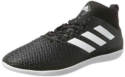 adidas Ace 17.3 Primemesh In, Chaussures de Football Homme Noir (Core Black/footwear White/night Metallic)