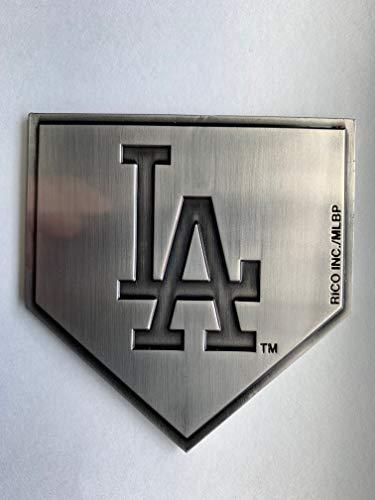 LA Dodgers Auto-Emblem, antikes Nickel