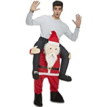 My Other Me Me - Disfraz Ride-on Santa Claus, M-L (Viving Costumes