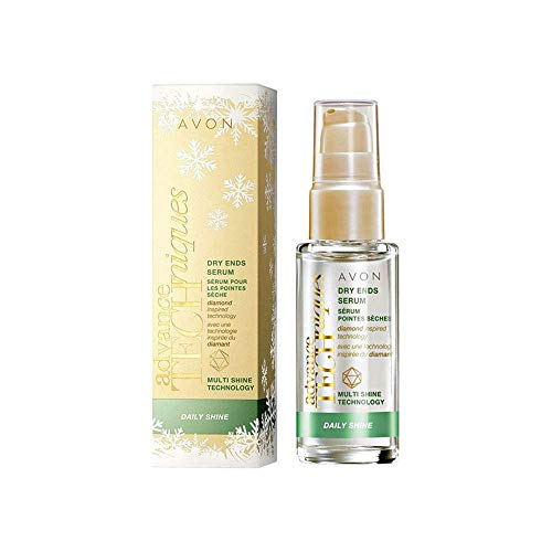 2 Oz Vitamin-e-Öl (Avon - Advance Techniques - Daily Shine - Dry Ends Serum, 30 ml)
