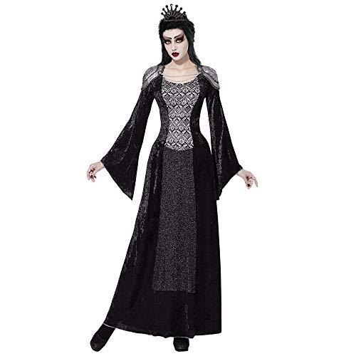 Widmann 07704 Erwachsenenkostüm Dunkle Königin, (Dunkelheit Prinzessin Kostüm)