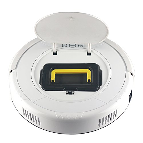 AGDA®Robot Automatic Vacuum Cleaner Auto-Recharge Carpet Hard Floor Cleaner Sweeper