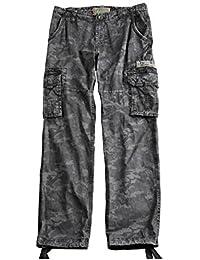 Alpha Industries Jet Pant Pantalon Greyblack