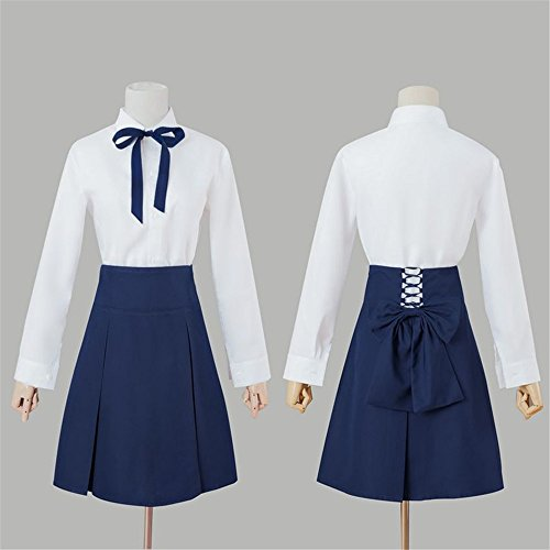 (Fate/Stay Night Saber Daily Clothing Cosplay Costume(FL))