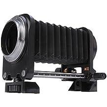 Joycorner® Jieying Macro Fuelle con Montura trípode para Nikon Macro Bellows With Tripod Mount For D70 D40 D700 D300 D200 D800 D4 D3x D3s