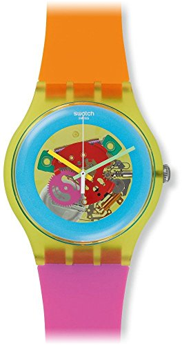 Swatch Reloj de cuarzo Unisex Color Palette 41 mm
