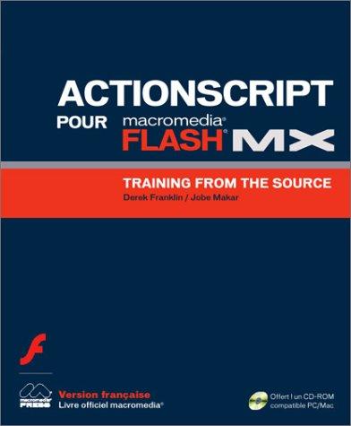 ActionScript pour Flash MX : Guide avancé