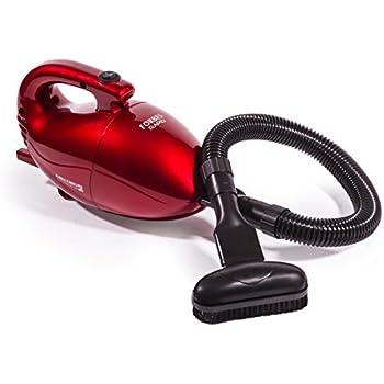 Eureka Forbes Rapid Handheld Vacuum Cleaner Red Black