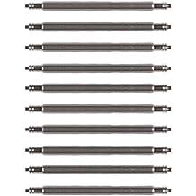 1 Paar Federsteg Federstifte Stegbreite 21mm bis 30 mm Durchmesser 1,3 mm