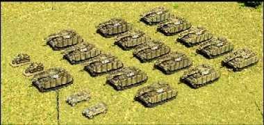 GHQ Deutscher Panzer IV H Company