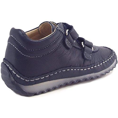 Naturino Crow, Chaussure de ville mixte enfant bleu foncé (bleu)