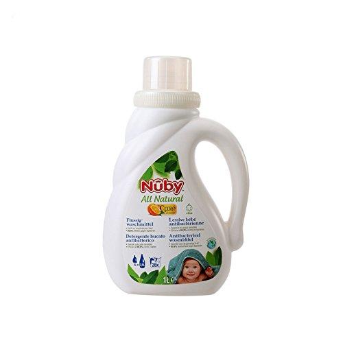 Nuby All Natural Flüssigwaschmittel (1 x 1 l)
