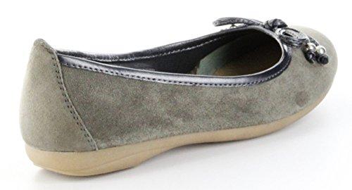 Marc Shoes Janine, Scarpe chiuse donna Grigio