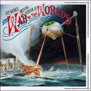 Jeff Wayne's Musical Version Of The War Of The Worlds: JEFF WAYNE'S MUSICAL VERSION OF