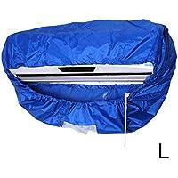 Aire Acondicionado Aire Acondicionado Limpieza protectora interior aire acondicionado protectora al polvo impermeable azul tamaño está disponible tamaño a