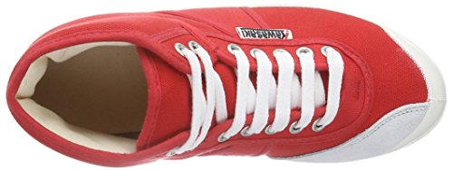 Kawasaki  Rainbow basic, Baskets hautes mixte adulte Rouge - Rot (Red/33)