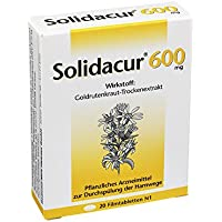 SOLIDACUR 600 mg Filmtabletten 20 St preisvergleich bei billige-tabletten.eu